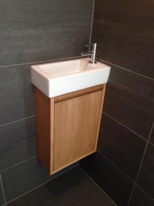 toiletmeubel op maat eiken